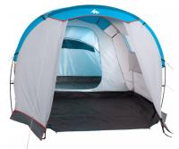 Прокат палатки  ARPENAZ 4.1  и 4 QUECHUA