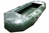 Прокат резиновой лодки 3-4 местной - Маленький рафт!
