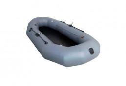 Прокат надувной резиновой лодки 2 местной