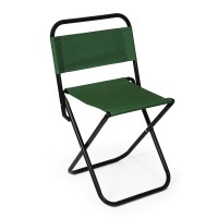 Прокат складных туристических стульев со спинкой