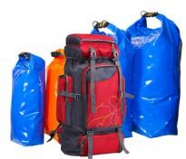 Рюкзаки и гермомешки