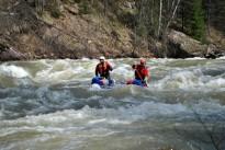 Сплав по реке Лемеза: детализация маршрута, координаты значимых мест, советы водникам