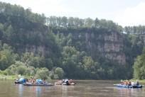 Сплав по реке Ай