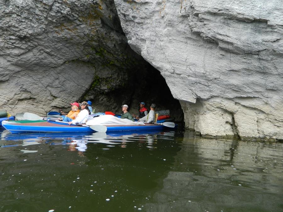 Пещера Миндигуловская
